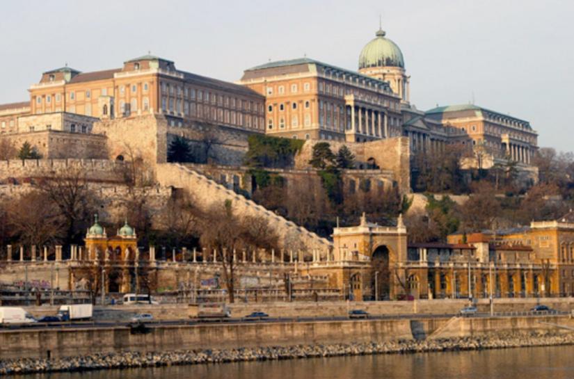 Driving across Europe-Budapest